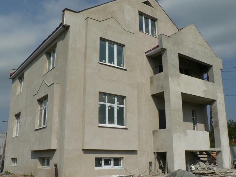 Готовые проекты домов из пеноблоков